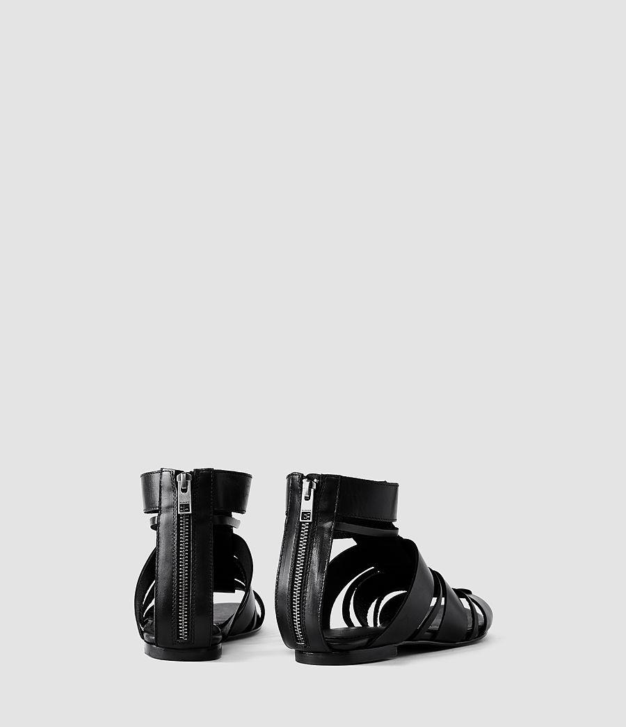 Femmes Sandales Phoenix (black) - Image 3