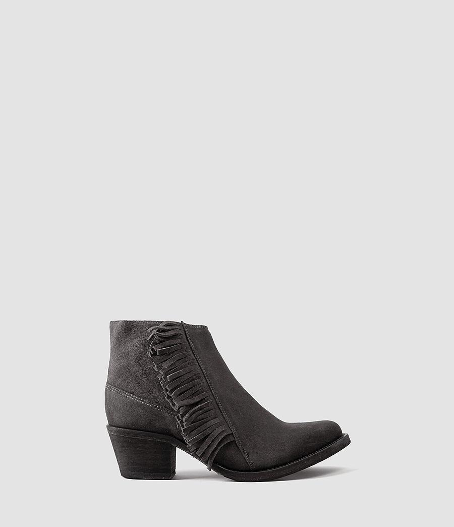 Damen Bonny West Boot (grey) - Image 1