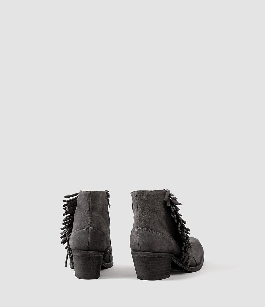 Damen Bonny West Boot (grey) - Image 3