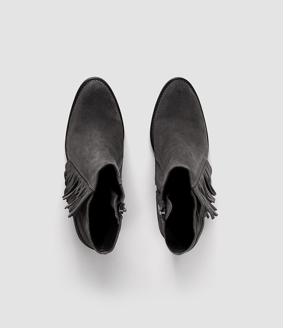 Damen Bonny West Boot (grey) - Image 4