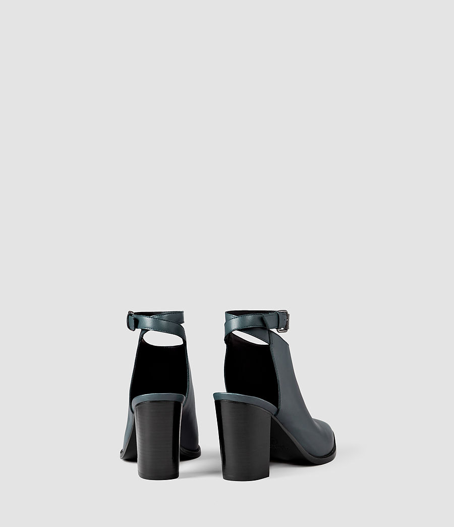 Women's Ivy Heels (petrol_blue) - Image 3