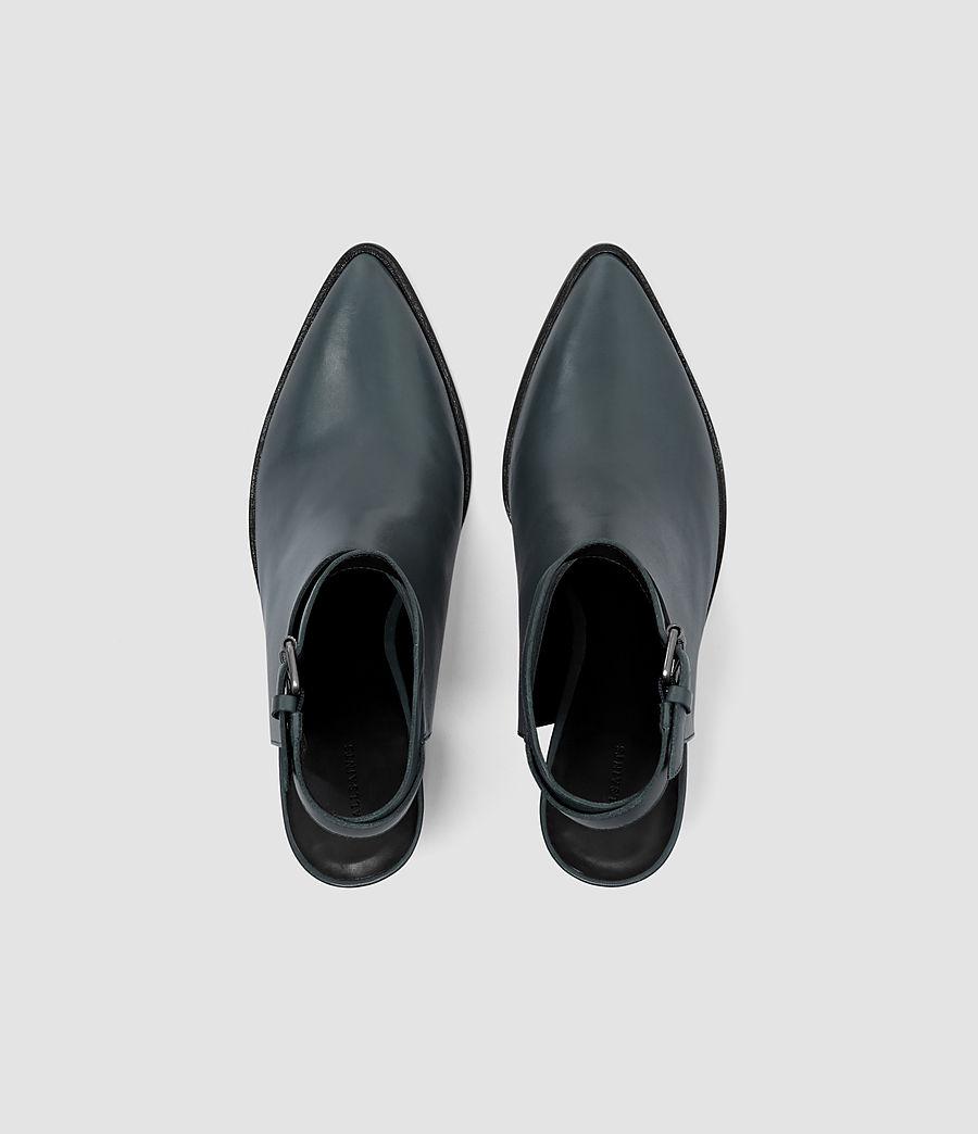 Women's Ivy Heels (petrol_blue) - Image 4