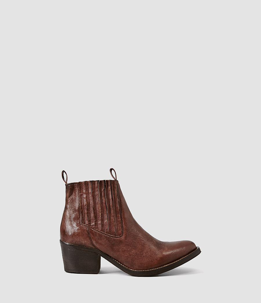 Mujer Bonny Valley Boot (cognac) - Image 1