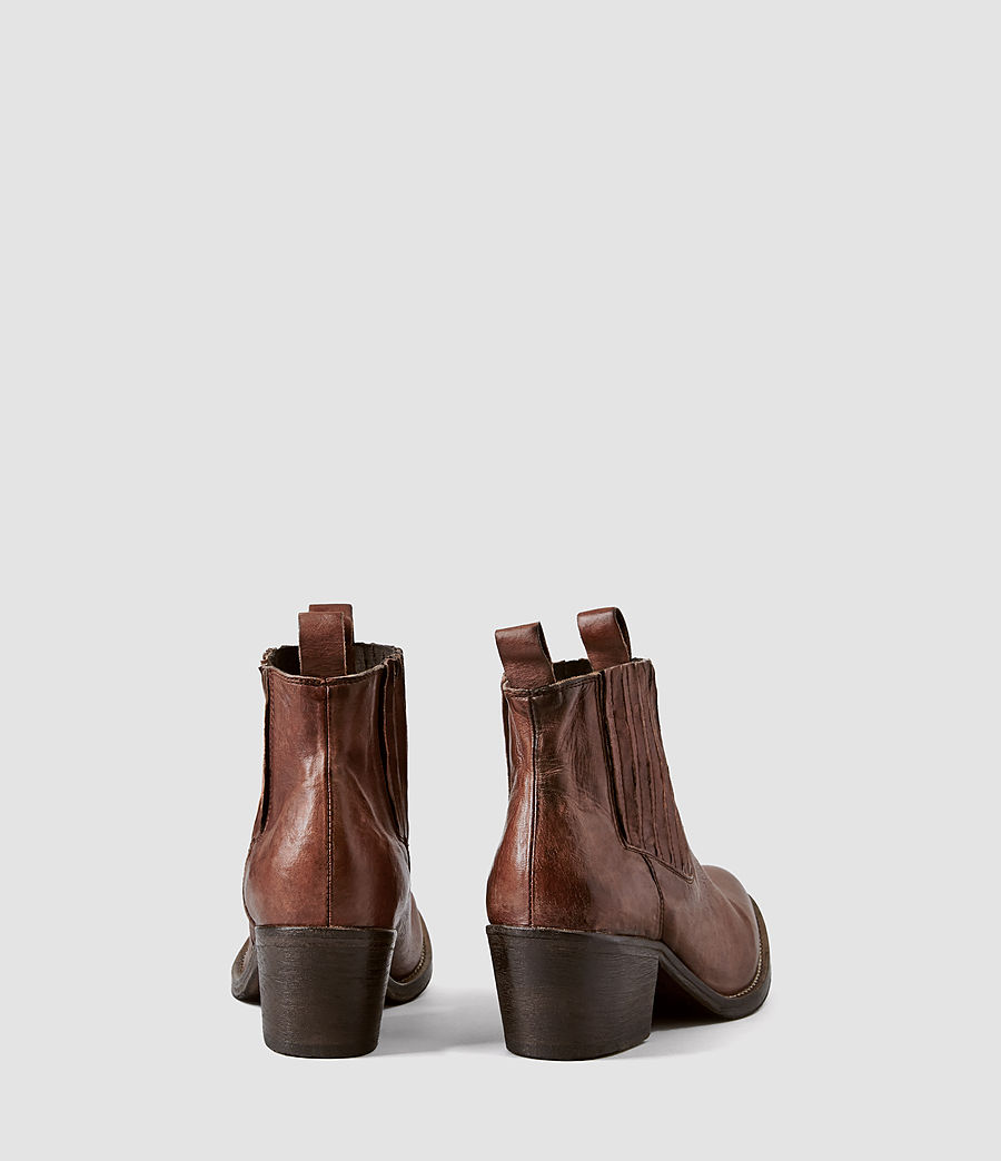Mujer Bonny Valley Boot (cognac) - Image 3