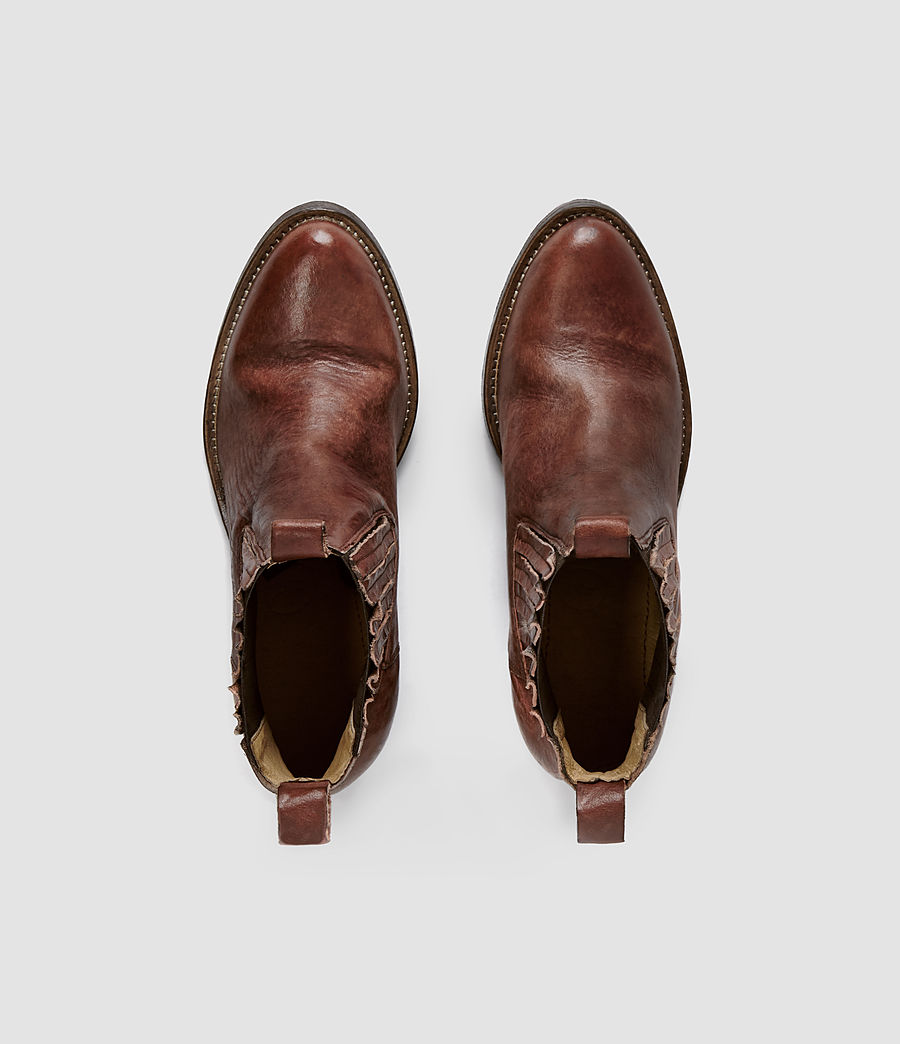 Damen Bonny Valley Boot (cognac) - Image 4