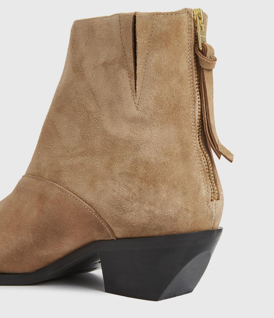 Damen Lenora Boots (cognac) - Image 3