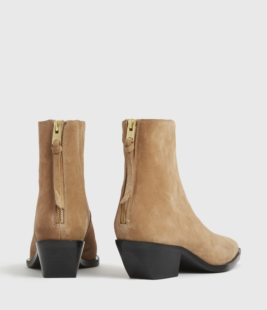 Damen Lenora Boots (cognac) - Image 6