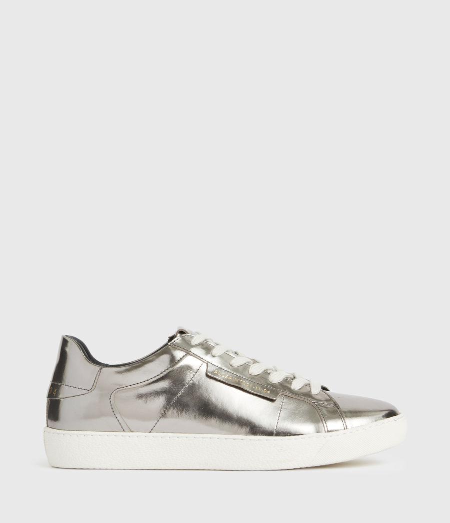 Damen Sheer Sneaker (silver) - Image 1