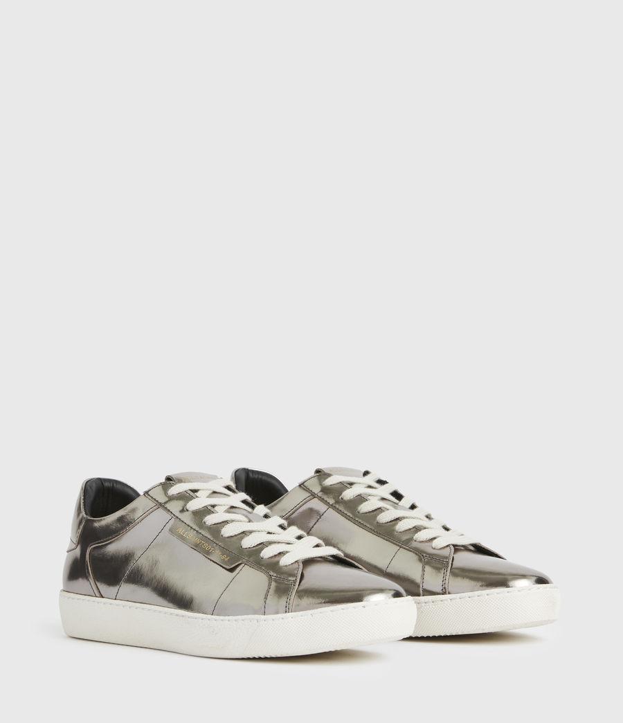 Damen Sheer Sneaker (silver) - Image 5