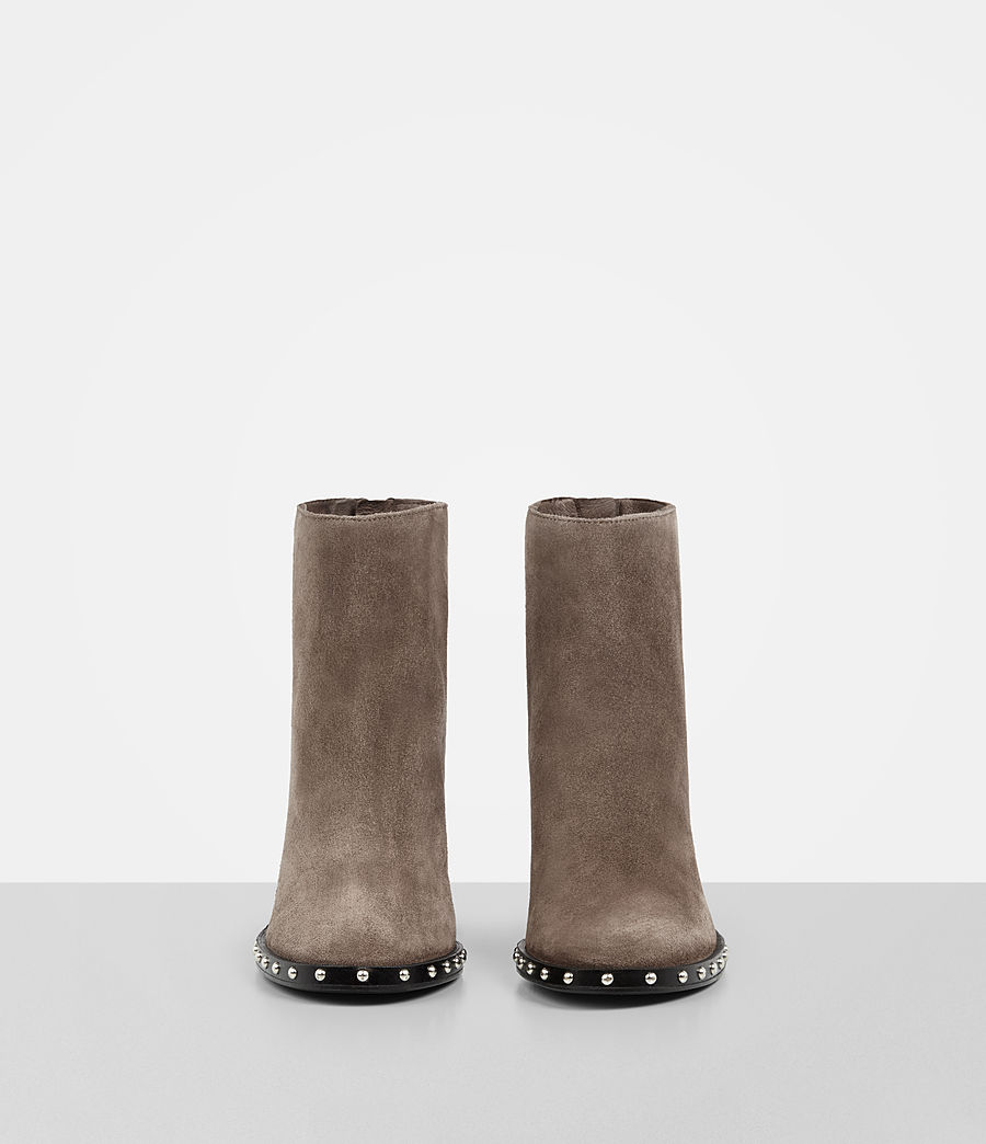 Womens Inez Boot (almond_brown) - Image 4