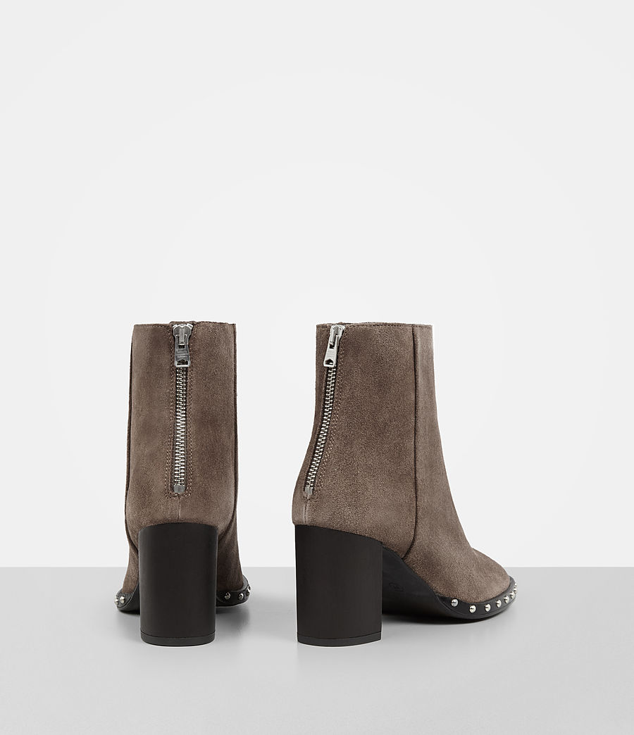 Womens Inez Boot (almond_brown) - Image 5