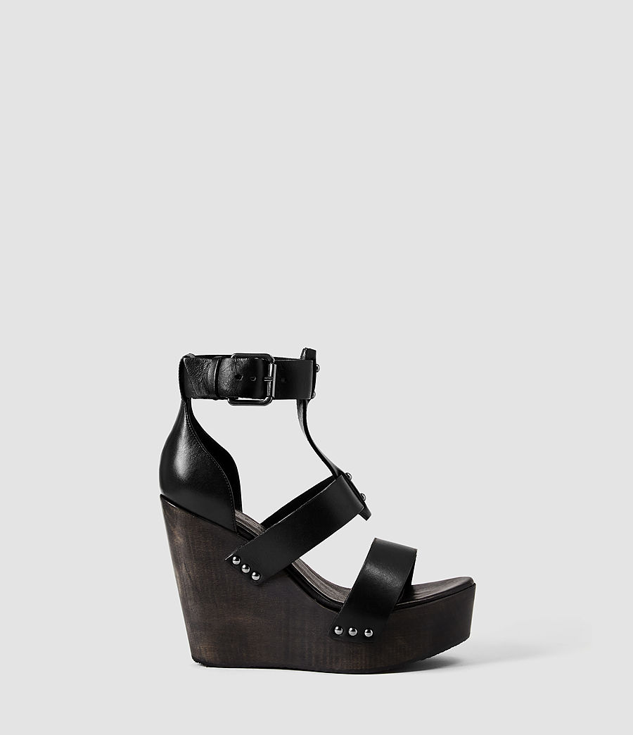 Donne Rotchko Wedge (black) - Image 1