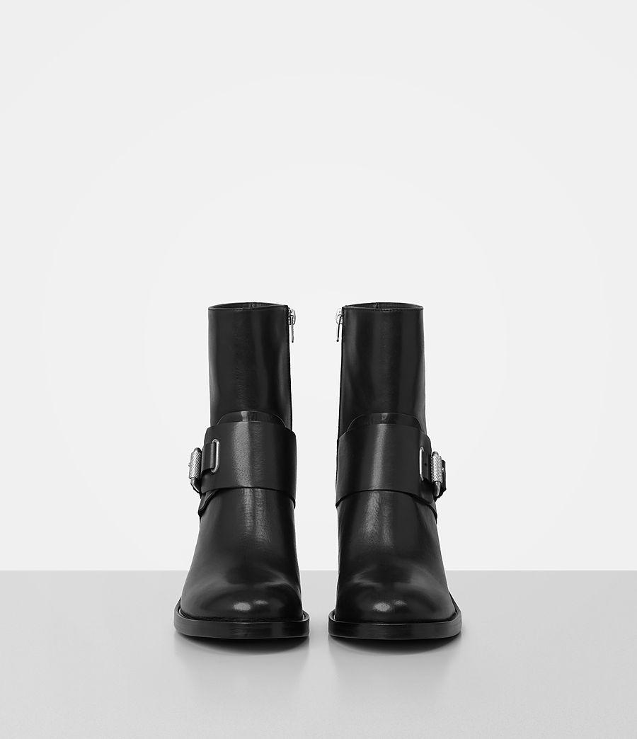Femmes Bottes Minkka (black) - Image 4