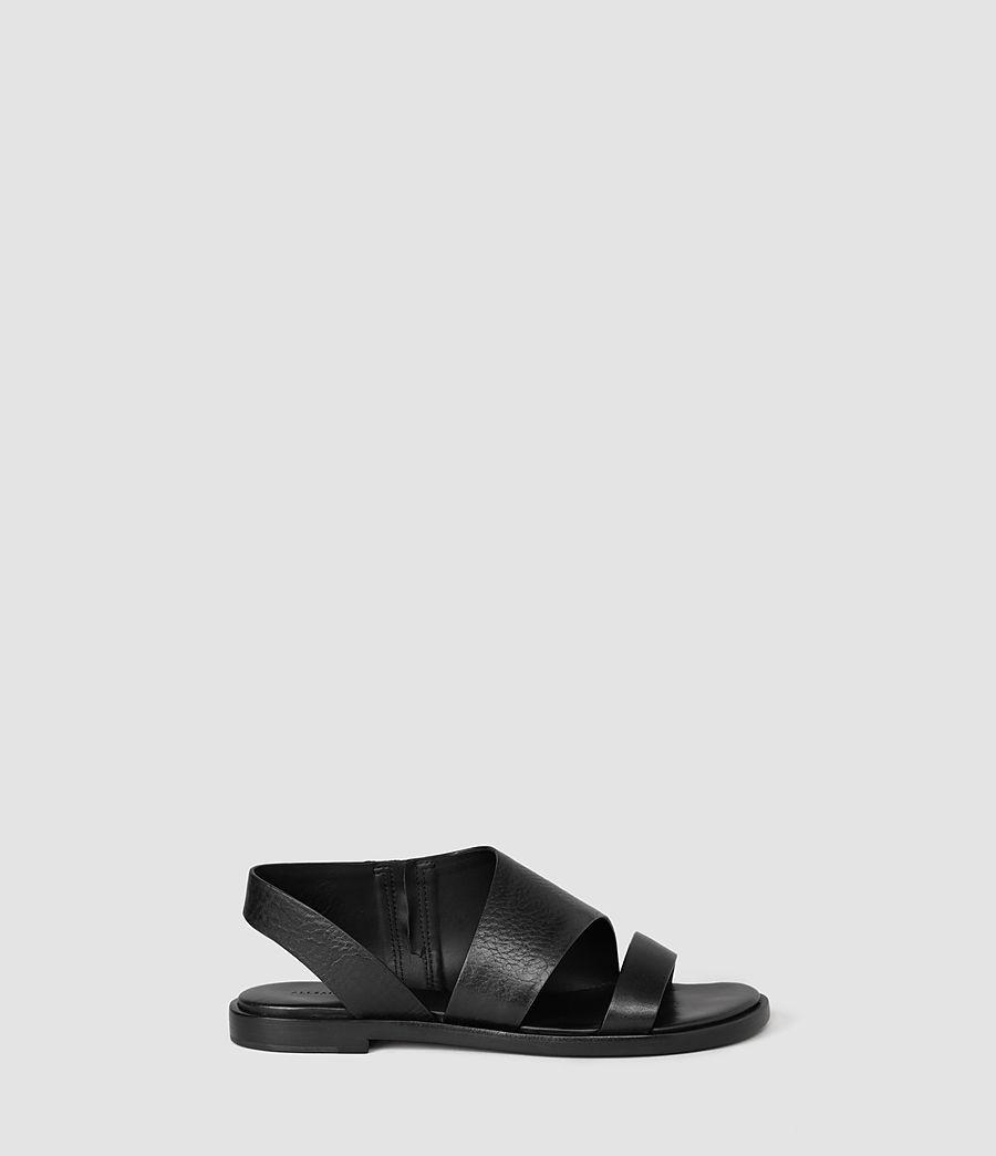 Mujer Webber Sandal (black) - Image 1