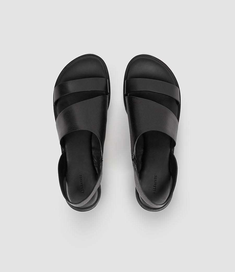 Donne Webber Sandal (black) - Image 4