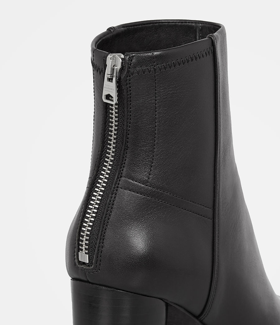 Womens Kaya Boot (black) - Image 2