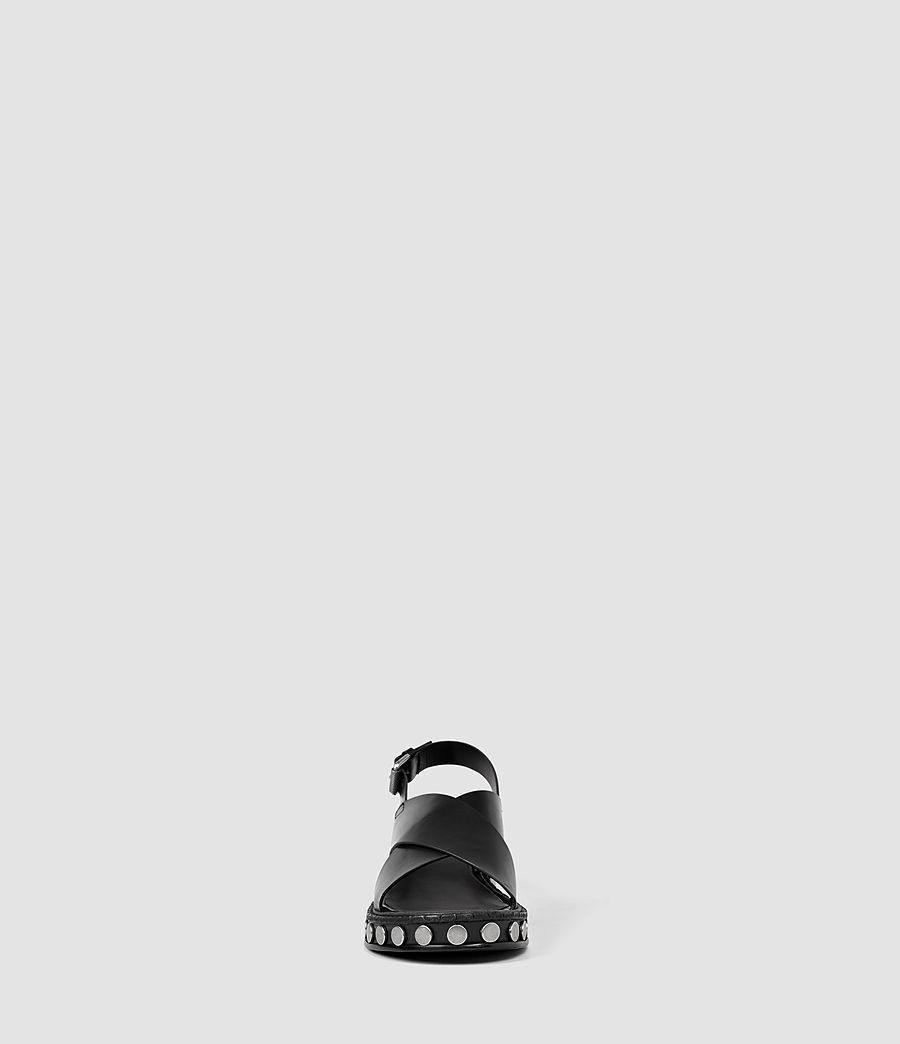 Donne Ruse Sandal (black) - Image 2