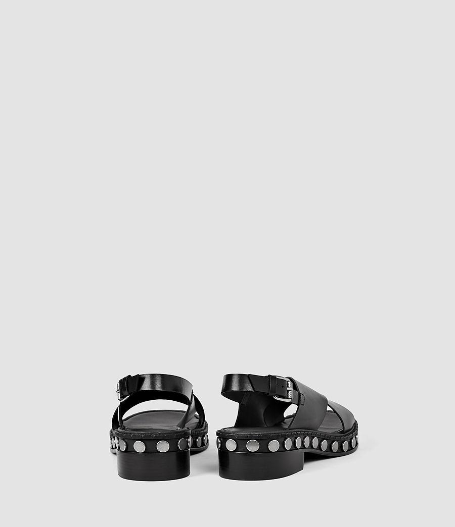 Donne Ruse Sandal (black) - Image 3