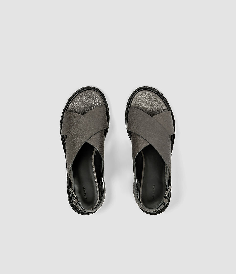 Damen Ruse Sandal (dark_grey) - Image 4