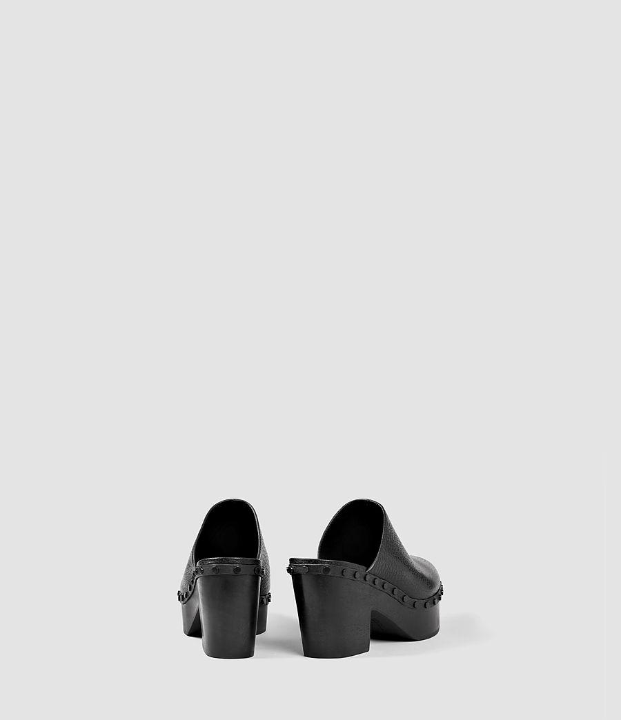 Femmes Sabots Gabes (black) - Image 3