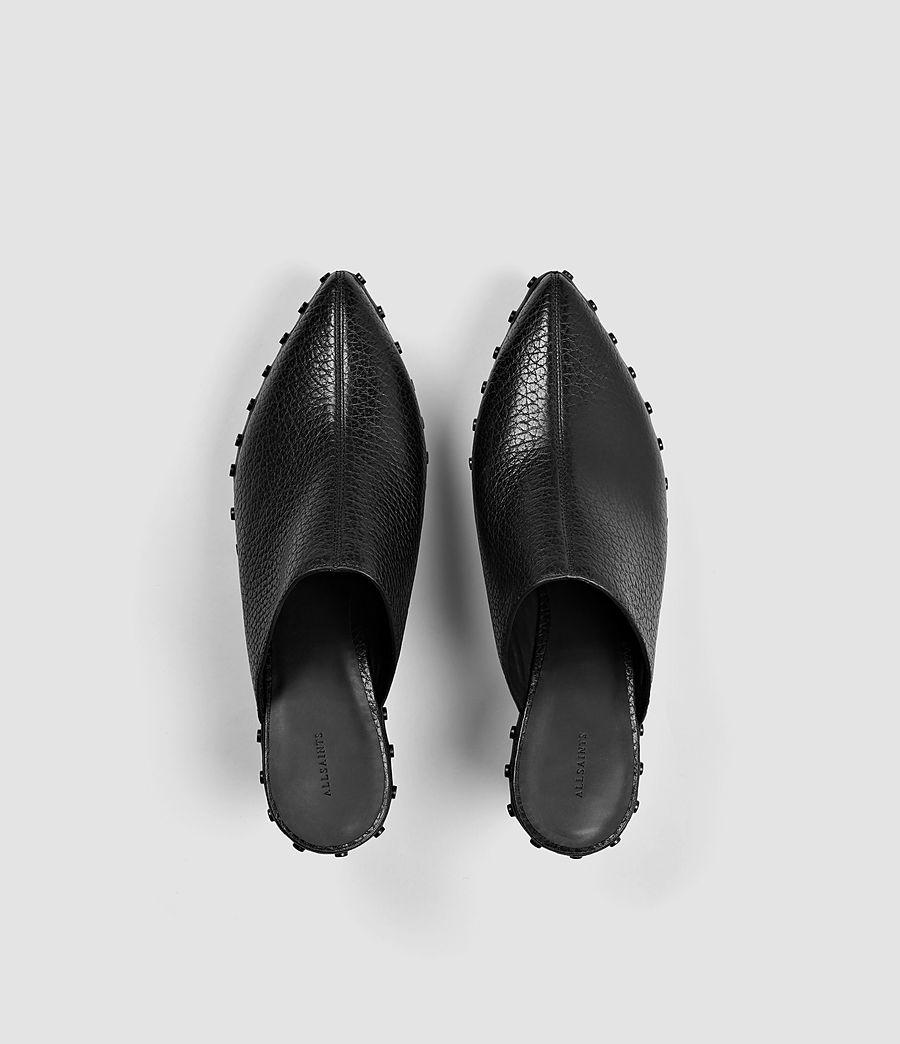 Femmes Sabots Gabes (black) - Image 4
