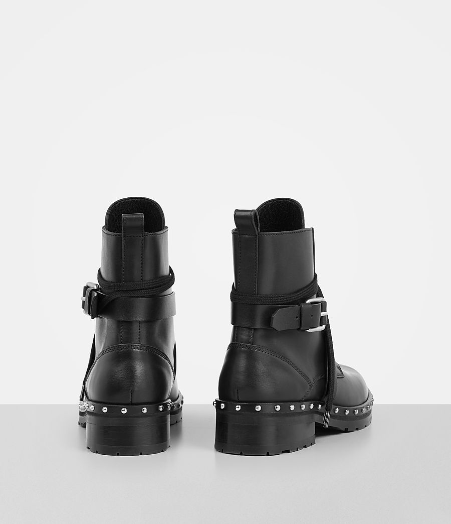AllSaints Dakota Military Boot rbtHqQT