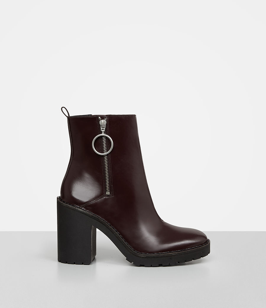 Women's Caleb Boot (mahogany_red) - Image 1