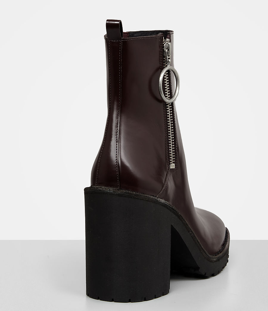 Women's Caleb Boot (mahogany_red) - Image 2