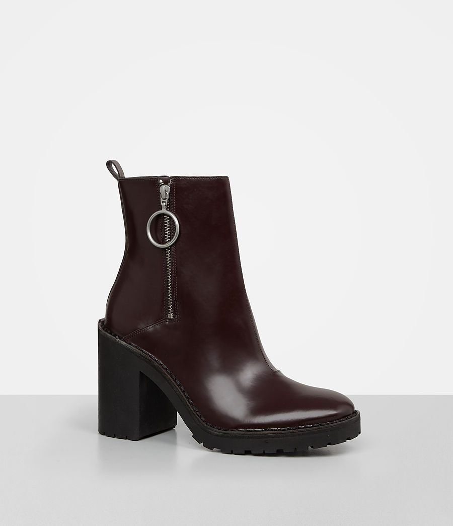 Women's Caleb Boot (mahogany_red) - Image 3