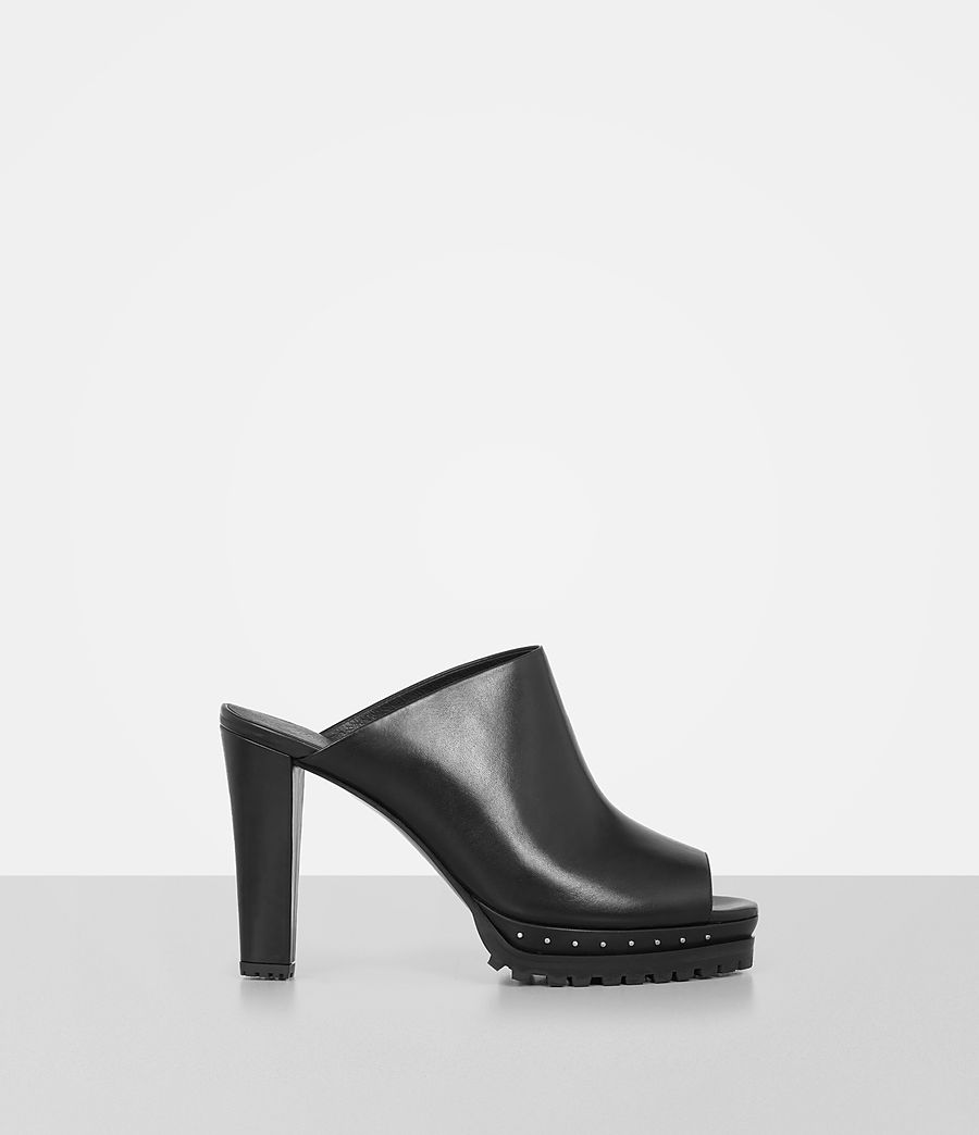 Mujer Zapatos Lucia Heel (black) - Image 1