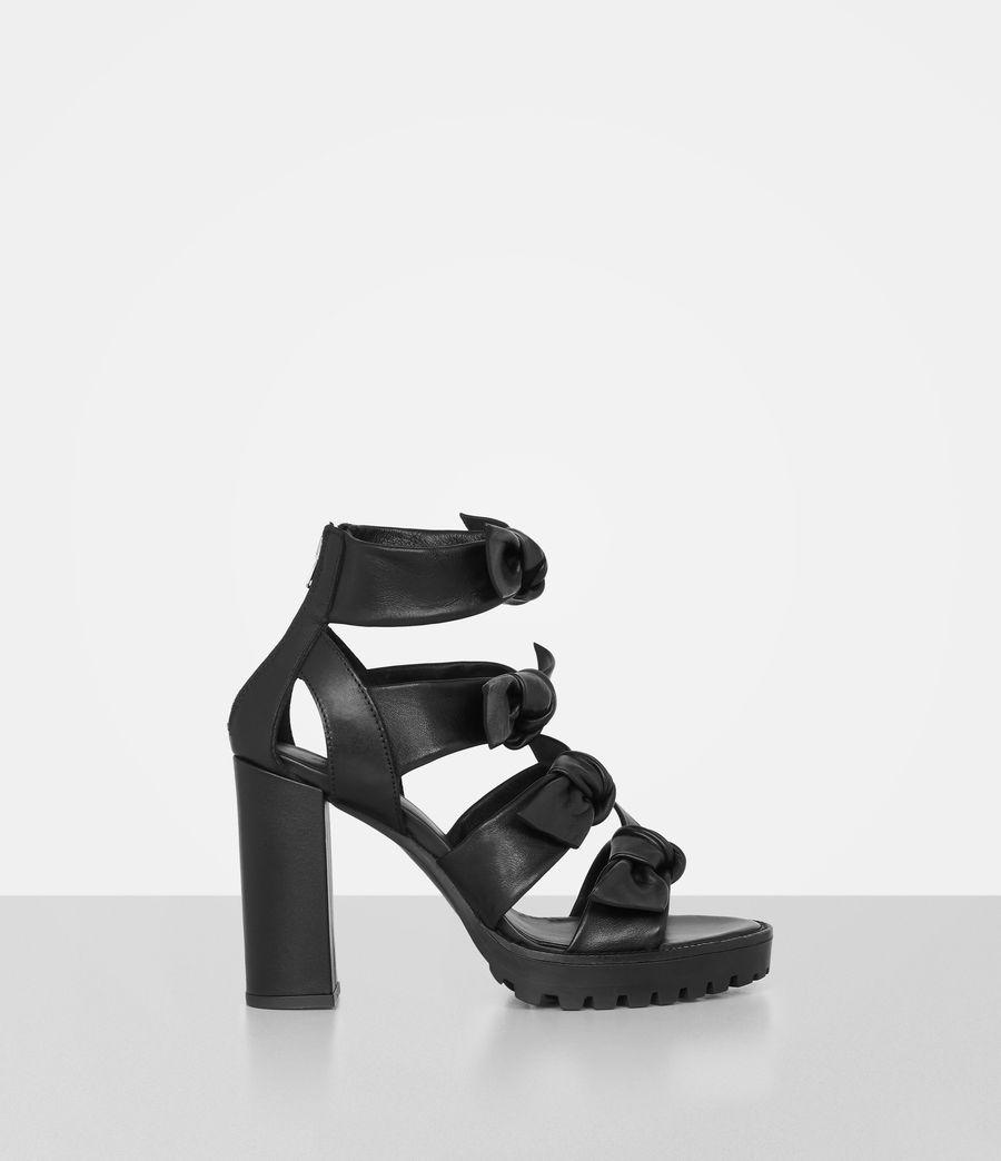 Mujer Sandalias Miki (black) - Image 1