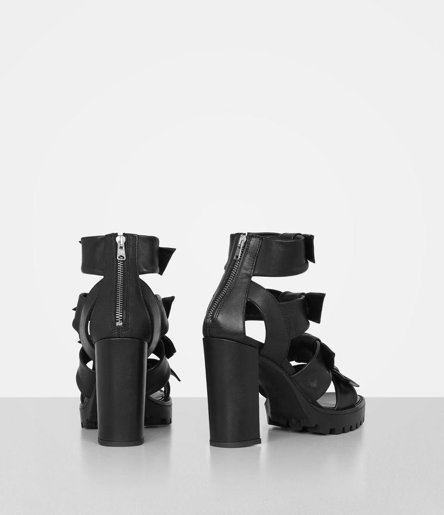 Mujer Sandalias Miki (black) - Image 5