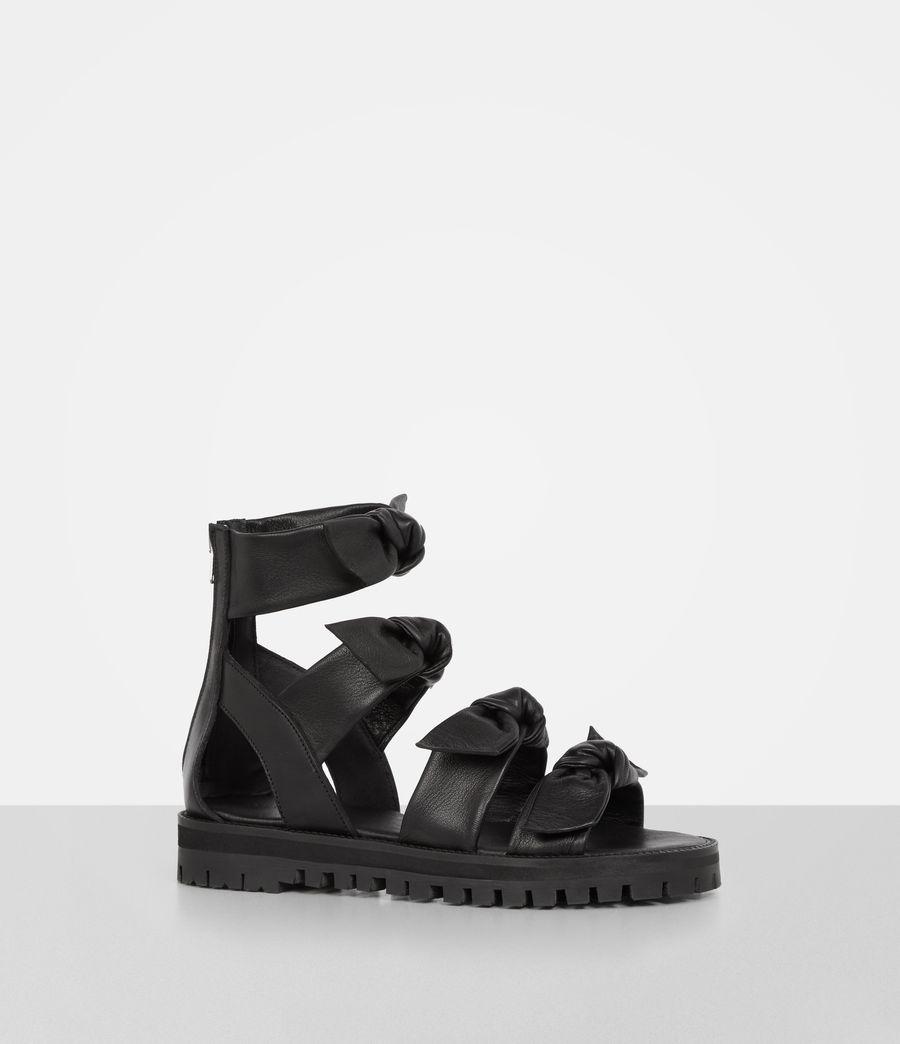 Womens Aimi Sandal (black) - Image 3
