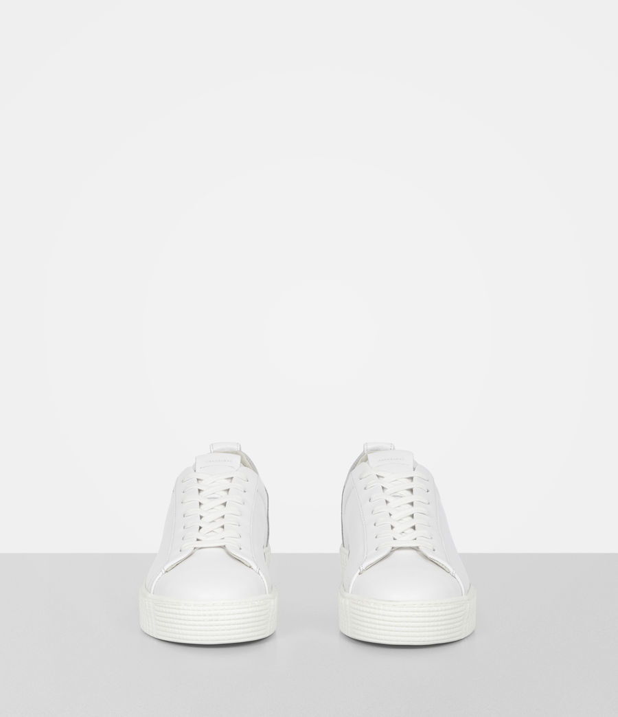 Women's Cherry Trainer (white) - Image 3