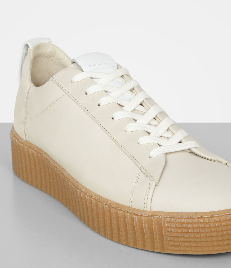 Women's Cherry Trainer (lamb_white) - Image 2