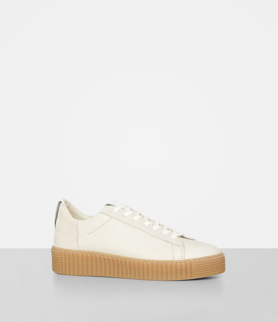 Women's Cherry Trainer (lamb_white) - Image 3