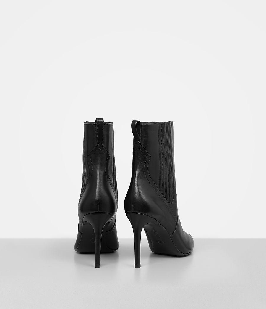 Donne Xain Heel Boot (black) - Image 5