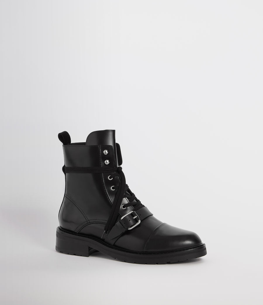 Women's Donita Boot (black) - Image 3