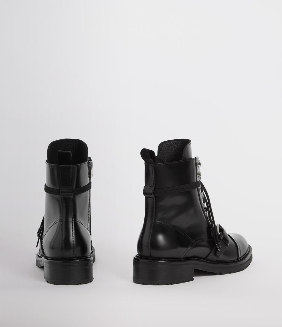Women's Donita Boot (black) - Image 5