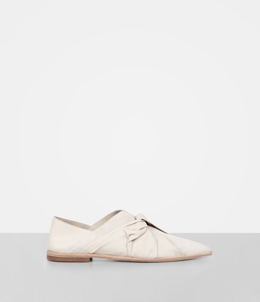 Womens Alia Shoe (lamb_white) - Image 1