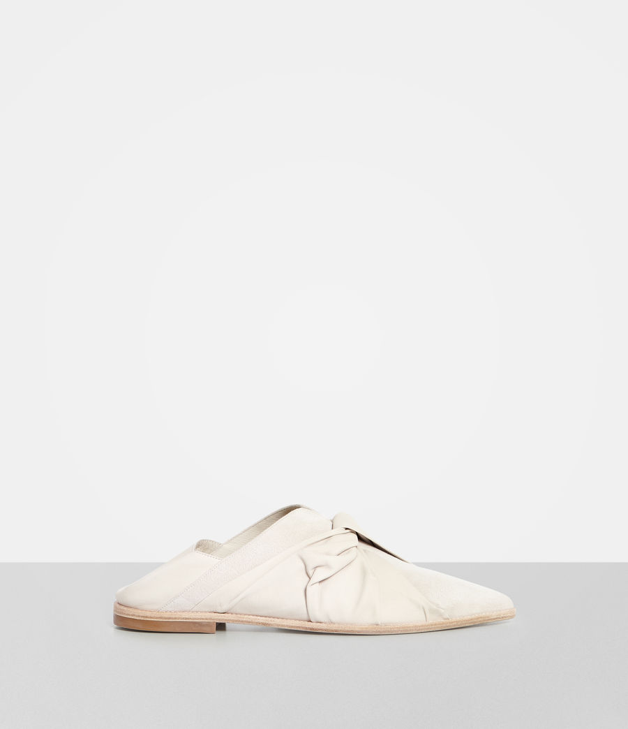 Womens Alia Shoe (lamb_white) - Image 2