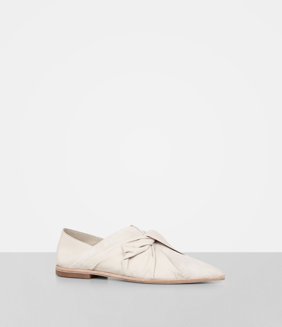Womens Alia Shoe (lamb_white) - Image 3