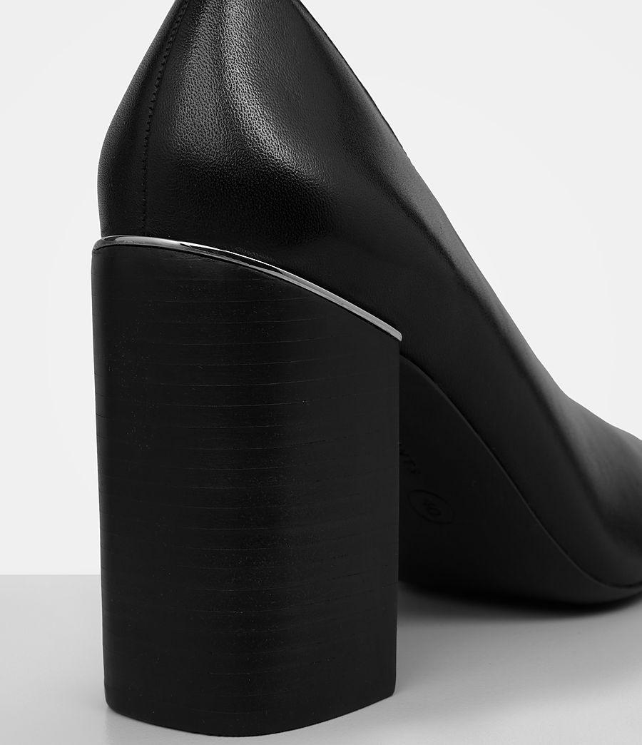 Women's Xerxes Heel (black) - Image 2