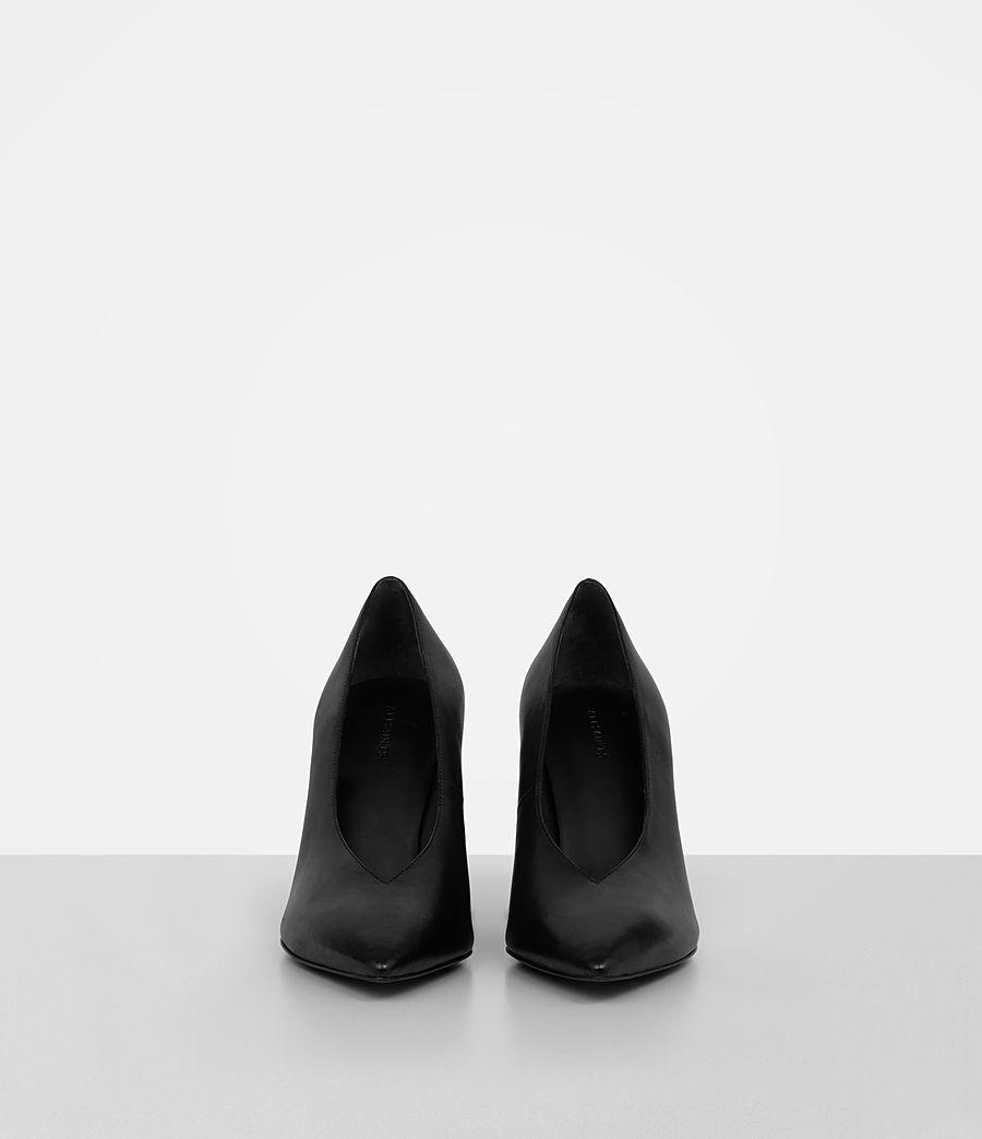 Women's Xerxes Heel (black) - Image 4