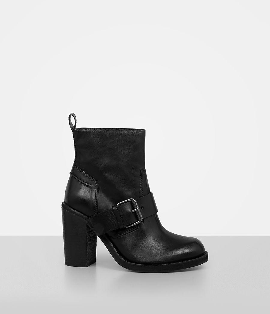 Damen Zadie Heeled Boot (black) - Image 3