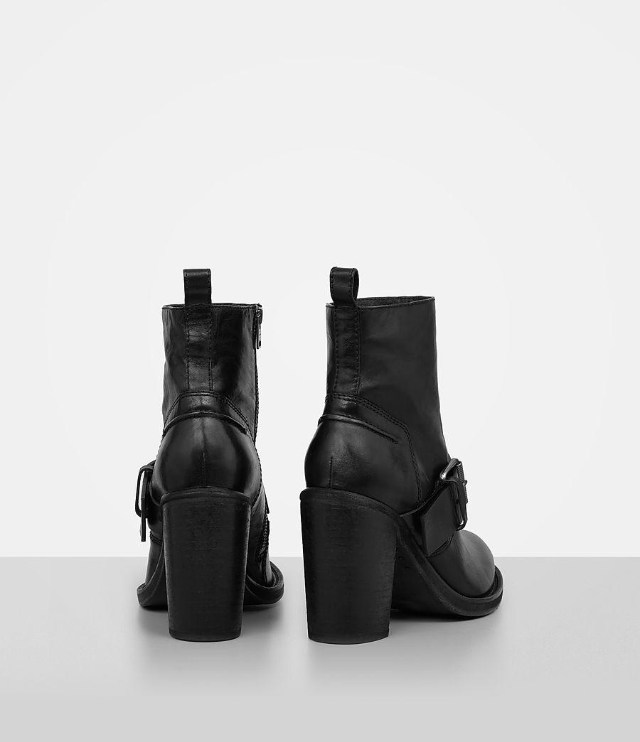 Women's Zadie Heeled Boot (black) - Image 5