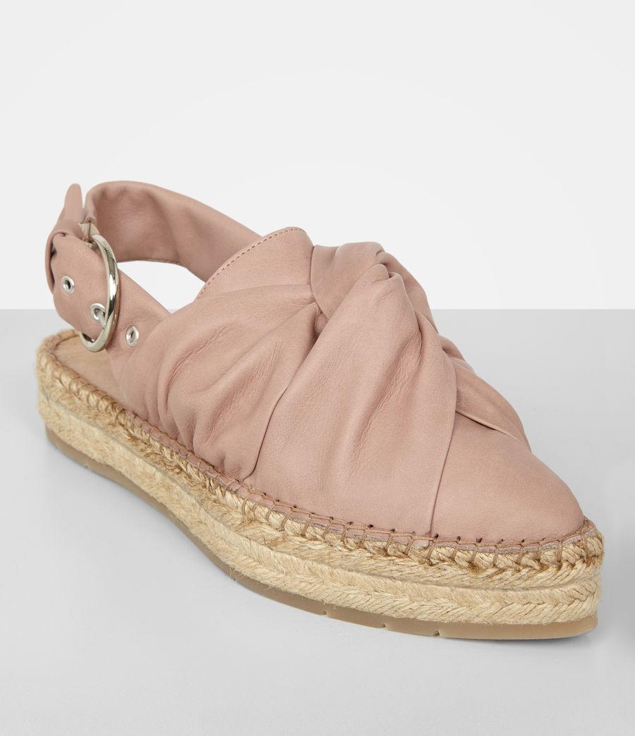 Damen Rise Espadrilles (blush_pink) - Image 2