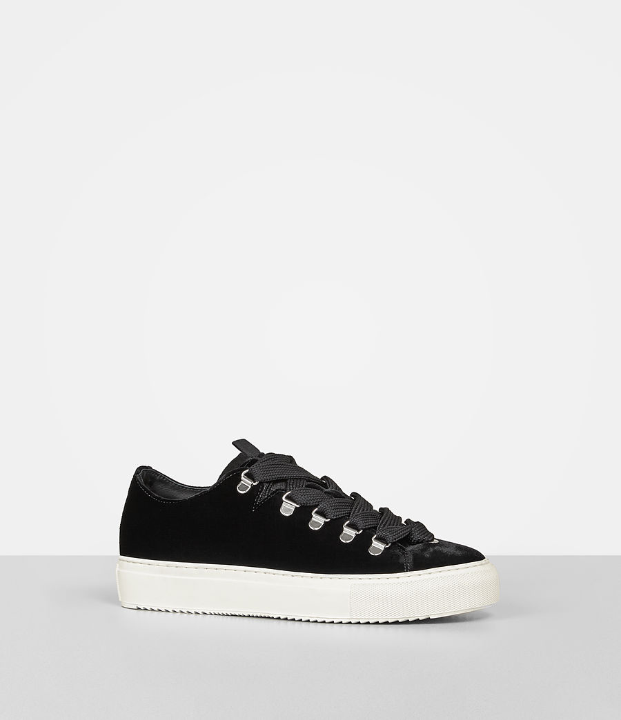 Femmes Sneakers Bailey (black) - Image 3