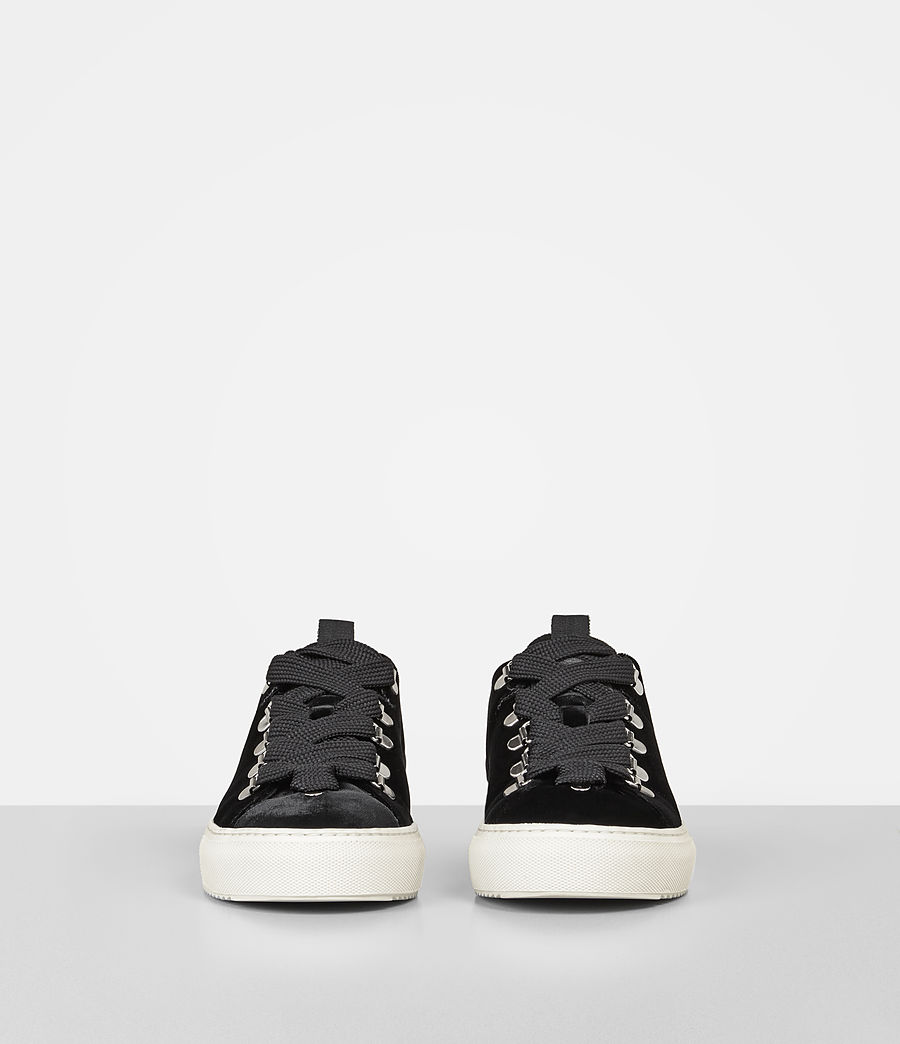 Femmes Sneakers Bailey (black) - Image 4