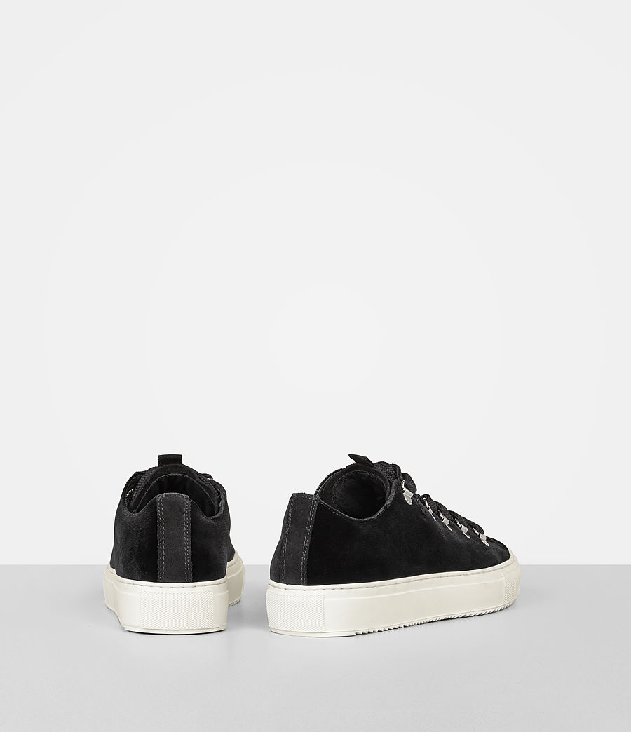 Femmes Sneakers Bailey (black) - Image 5